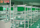 Durable Assembly Line Conveyor , Customized Parallel Production Conveyor Systems