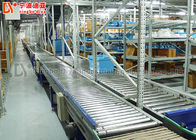 Adjustable Stacking Rack System , Gravity Flow Racking For Loading Warehouse Inventory