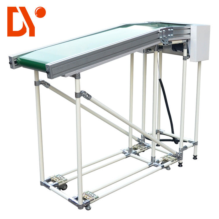 Automatic Conveyor Belt System , Simple Operation Production Line Conveyor Systems