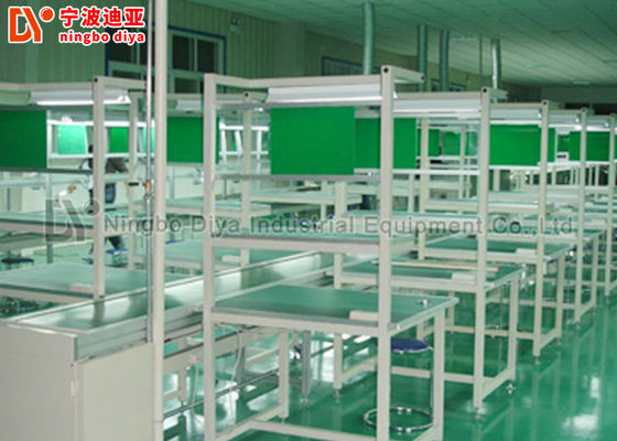 China Durable Assembly Line Conveyor , Customized Parallel Production Conveyor Systems factory