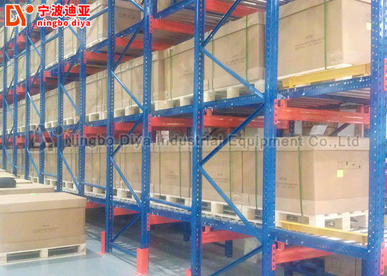China Stainless Steel Stacking Rack System Customized Color With ESD Protection factory