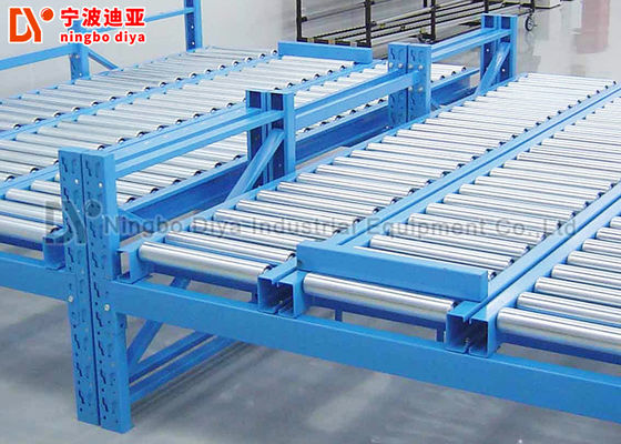 Warehouse Stacking Rack System , Stainless Steel Metal Storage Systems