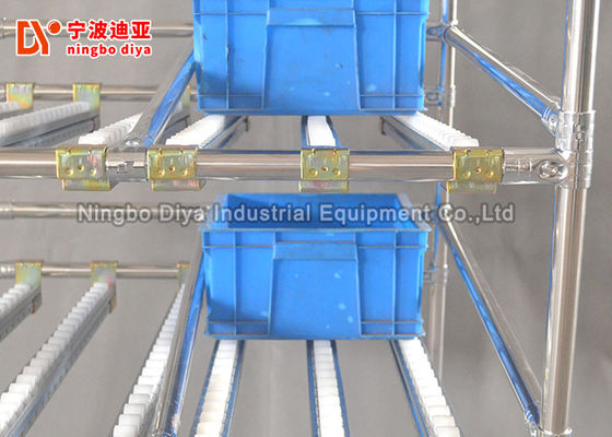 China Simple Operation Rolling Track System 304 Stainless Steel With Custom Color factory