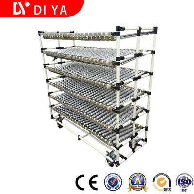 China Storage Shelf Metal Rack Storage Shelves DY75 Multi Level With Corrosion Protection factory