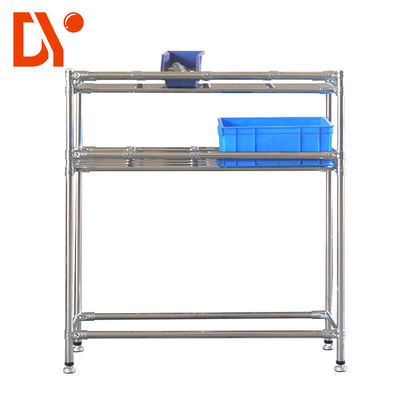 China Pallet Rack Type FIFO Storage Racks Large Capacity DY120 For Production factory
