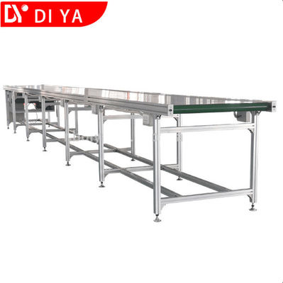 DY59 Industrial Assembly Line Workbench Lean Tube For Energy Car Assembly