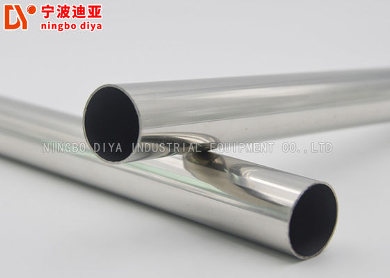 China Industrial Lean Pipe OD 28MM 201 DY185 Coated Steel Lean Tube factory