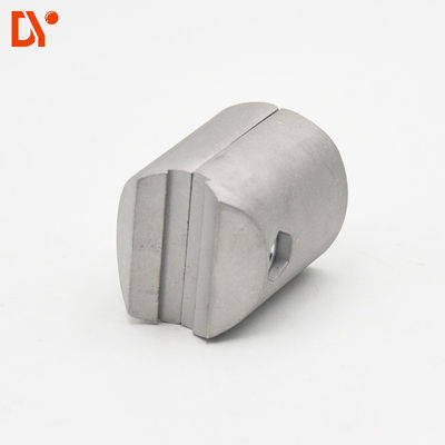 China DYE43-A 01 Aluminum Alloy Connector For Lean Tube Joint OD 43mm SUS Standard factory